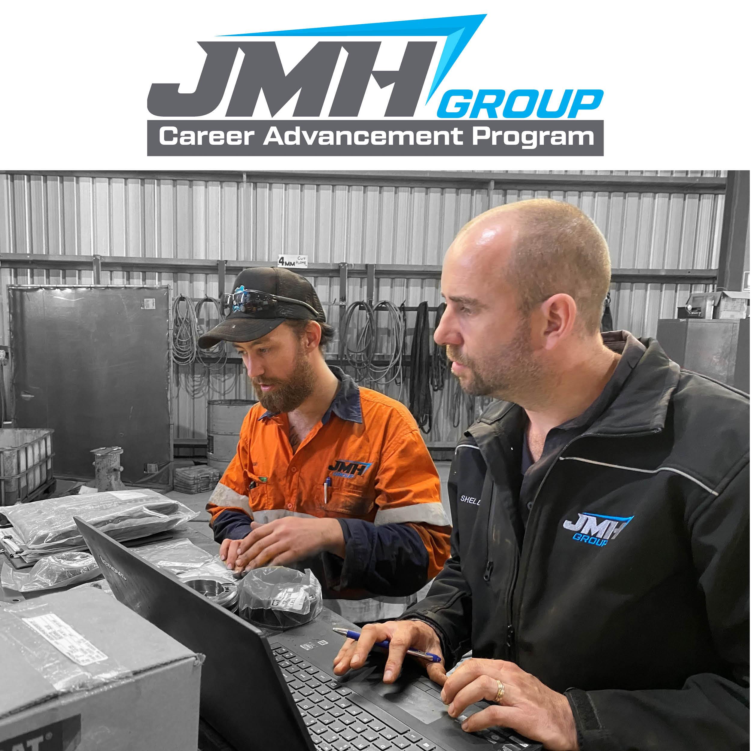 JMH Group Career Advancement Program